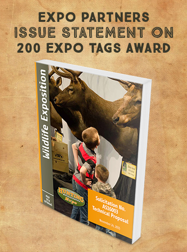 Expo Partners Issue Statement on 200 Expo Tags Award