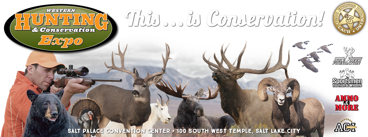 Western Hunting & Conservation Expo