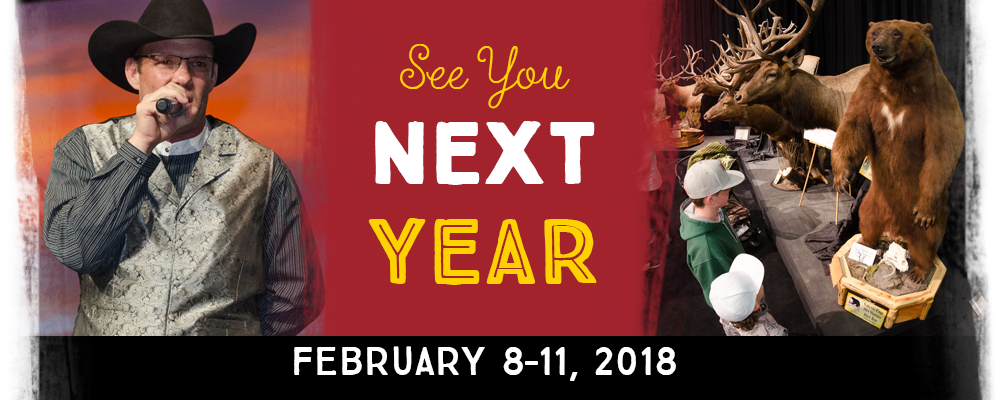 See You Next Year: February 8-11, 2018