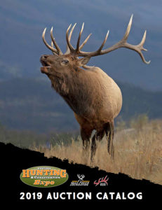 Auctions & Drawings – Western Hunting & Conservation Expo